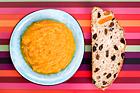 Pumparöra som tillbehör, dipp eller smörgåspålägg - recept