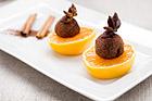 Chokladtryffel med smak av apelsin och lakrits - recept