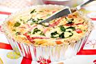 Italiensk salamipaj - recept
