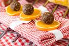 Fikon- och aprikosbollar - recept