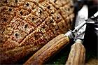 Griljerad kokt skinka (julskinka) - recept