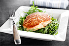 Laksfiskekaker - norska laxburgare - recept