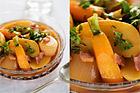 Potatis Boulanger, Pommes de terre boulangères (bagarhustruns potatis) - recept