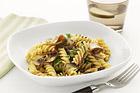 Fusilli Contadina - bondmorans pasta - recept