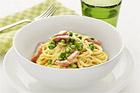 Spaghetti Papalina (Fettucini Papalina) - recept