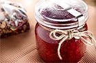 Hallon- och vinbärssylt - recept