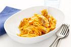 Bavette Pescatrice, fiskarens pasta - recept