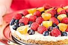 Pepparkakscheesecake - recept