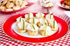 Petits choux med sellerikräm - recept