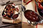 Nötig senapssås till revbensspjäll - recept