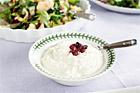 Pepparrotsyoghurt (tillbehör) - recept