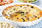 Kyckling och broccolifrittata - recept