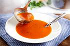 Färsk tomatsoppa - recept