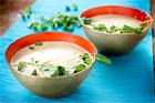 Krämig majssoppa - recept
