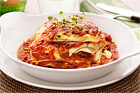 Lasagna alla Sarda - sardinsk lasagne - recept