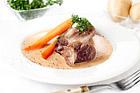 Lammlägg i ugn - recept