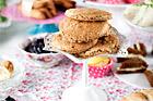 Oat cakes - skotska havrekakor - recept