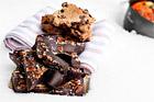 Chokladbars med pecannötter - recept