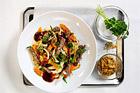 Carina Brydlings wok - recept