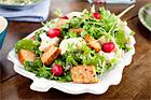 Tofusallad med quinoa - recept