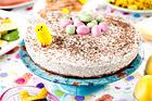 Chokladtårta med mintsmak - recept
