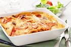 Gratinerad cannelloni med ricotta och spenat - recept
