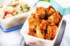 Harissakryddad kyckling med couscous - recept