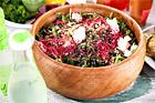 Quinoasallad med alger och nässlor - recept