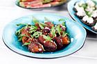 Fetafyllda aprikoser (plockmat) - recept