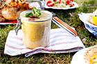 Sparris- och dillsoppa - recept