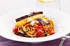 Spaghetti alla Norma - siciliansk klassiker - recept