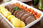 Klassisk köttfärslimpa - recept