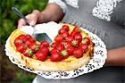 Smarrig citronpaj med jordgubbar - recept