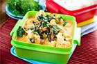 Asiatisk gryta med blomkål (vegetarisk) - recept