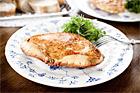 Gratinerad krabba - recept