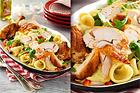 Höstsallad med kyckling - recept