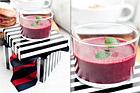 Lime- och blåbärssmoothie - recept