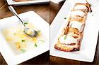 Äppelsoppa eller äppelkräm med äppelkrutong - recept