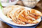 Quesadilla smokey beans (lätt måltid) - recept
