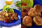 Kycklingköttbullar kort och gott - recept