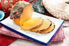 Vegetarisk julskinka av kålrot - recept