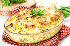 Lax och torsk i potatismos - recept