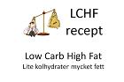 Grillad nötfärsbiff med aromsmör och ostsallad (LCHF-recept) - recept