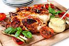 Klippt kyckling med chilibearnaise - recept