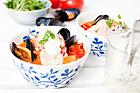 Fisk- och skaldjursgryta - recept