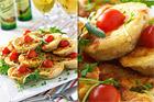 Minipajer med kryddig färs - recept