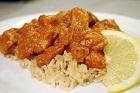 Indisk kycklinggryta - recept
