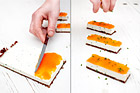 Löjromscheesecake - recept