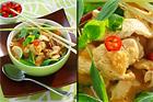 Laksa, peranakansk-asiatisk kryddig soppa - recept