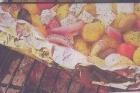 Grillad färskpotatissallad med fetaost - recept